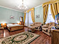 мини-отели санкт-петербурга - номер 6 в мини-отеле «Абажуръ-2»